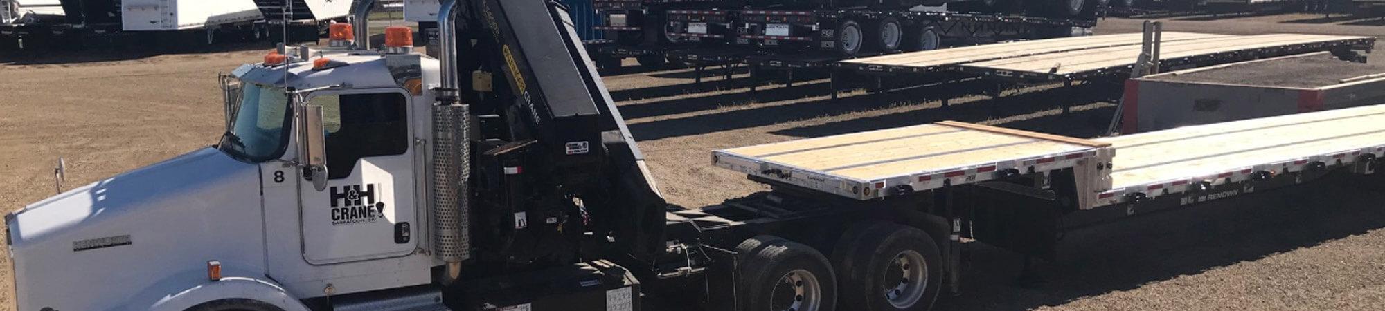 H&H Crane Truck